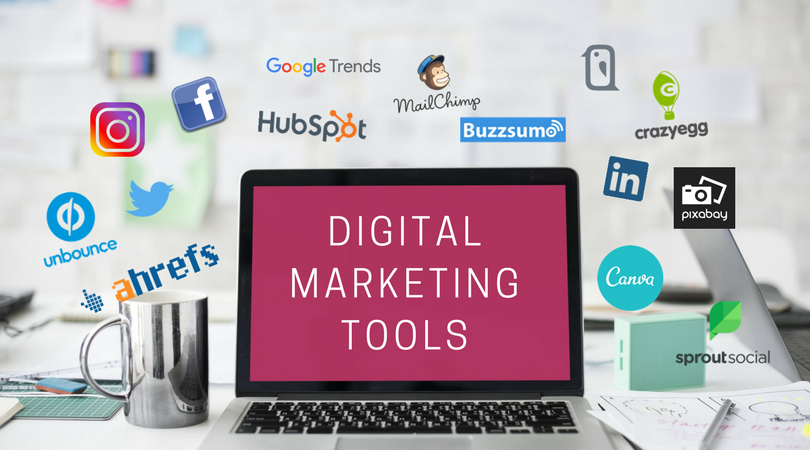 Most Effective Tools For Digital Marketing