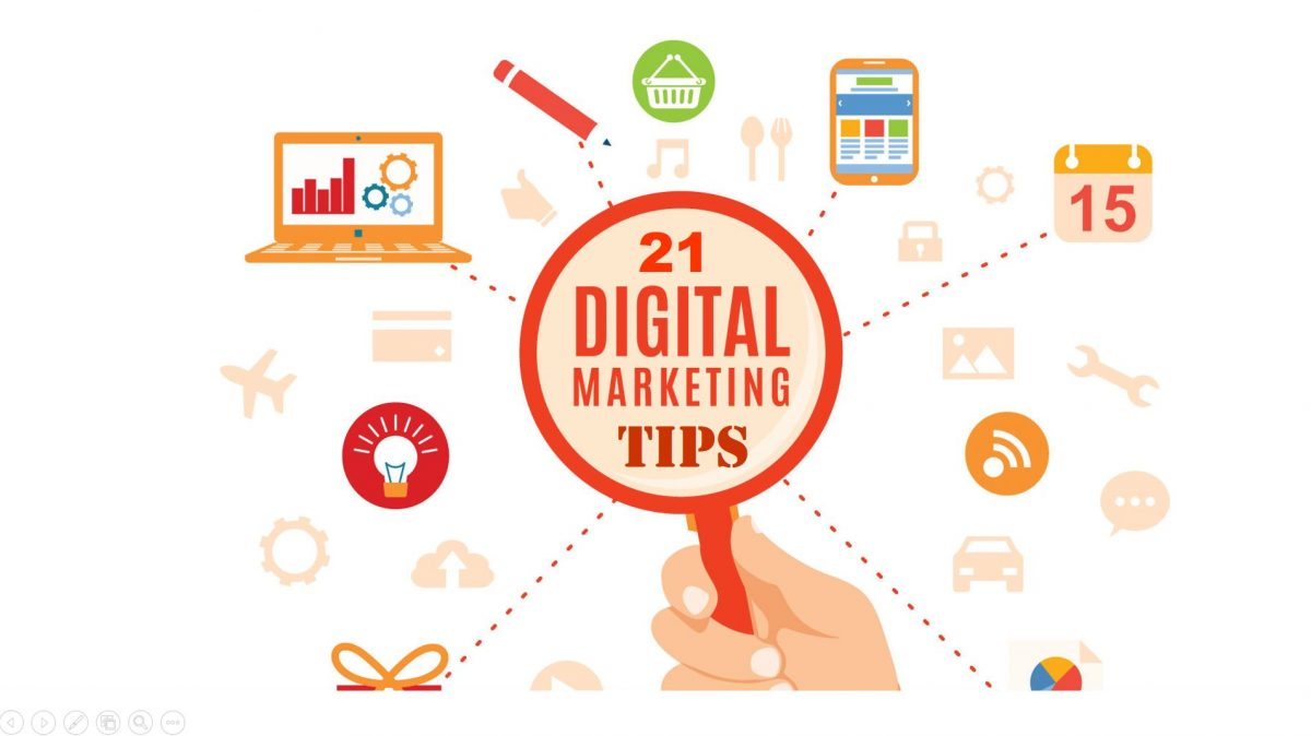 Top 21 Digital Marketing Tips and Ideas for Startups