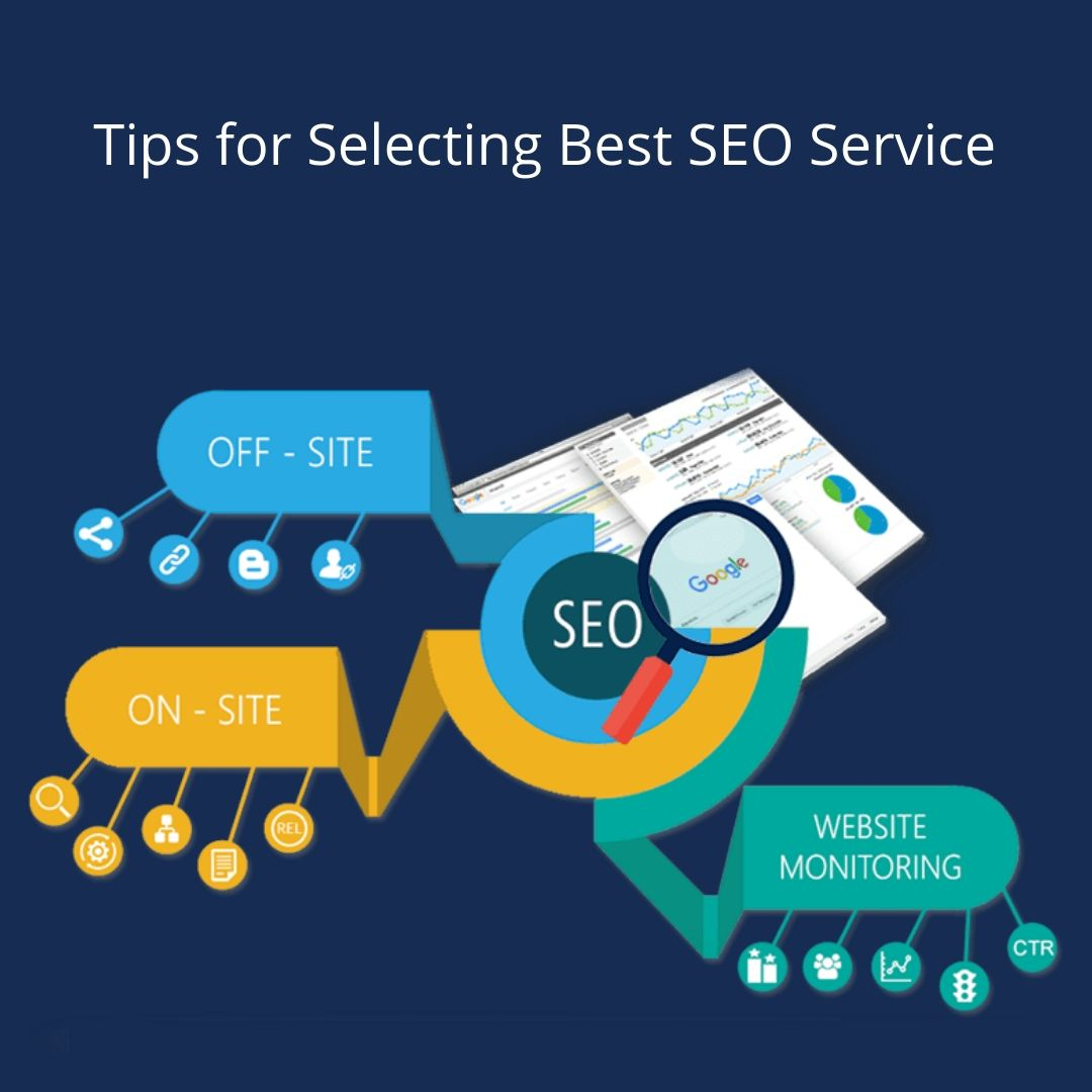 Tips for Selecting Professional SEO Service