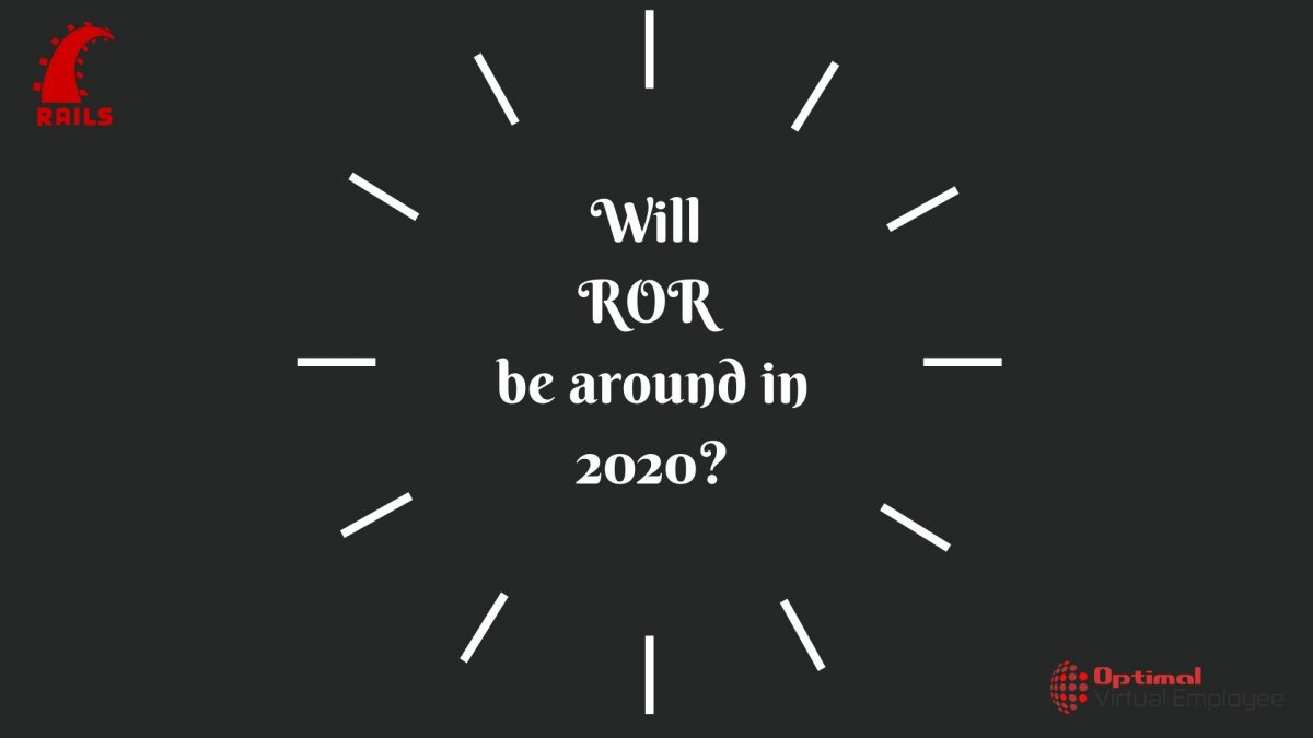 Will Ruby on Rails be around in 2020