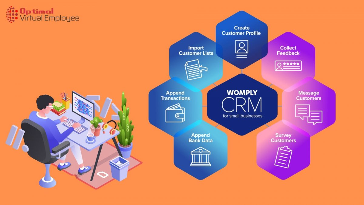 How a CRM managed by a Virtual Employee can streamline your Online Business