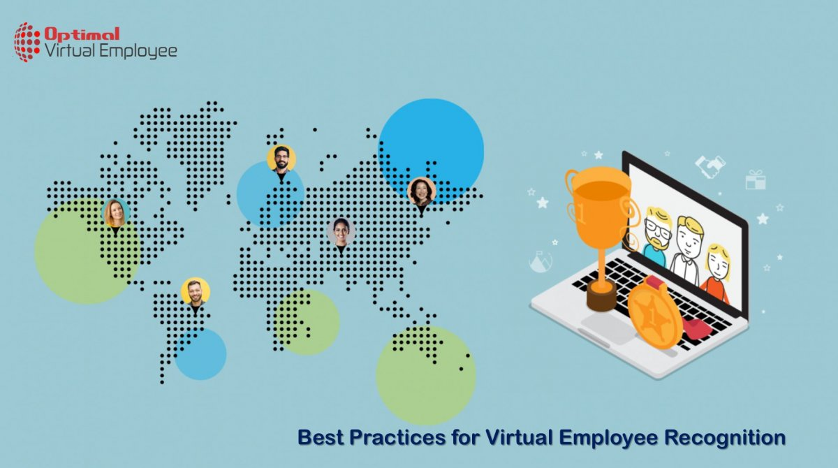 Best Practices for Virtual Employee Recognition
