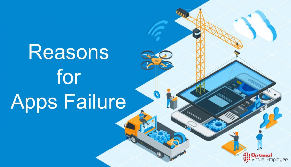 The Most Prominent Reasons for Apps Failure and How to Avoid Them