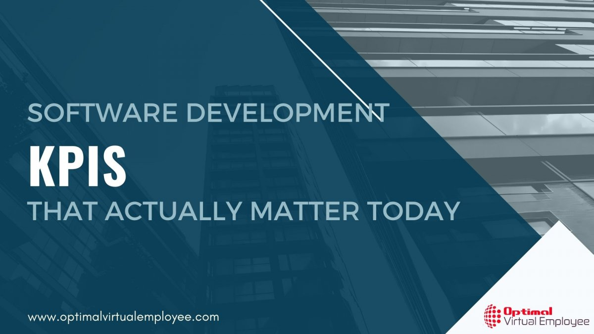 Software Development KPIs that Actually Matter Today
