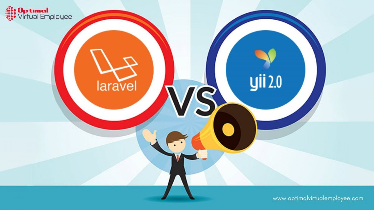 Laravel vs Yii: Which PHP framework is best for your business?