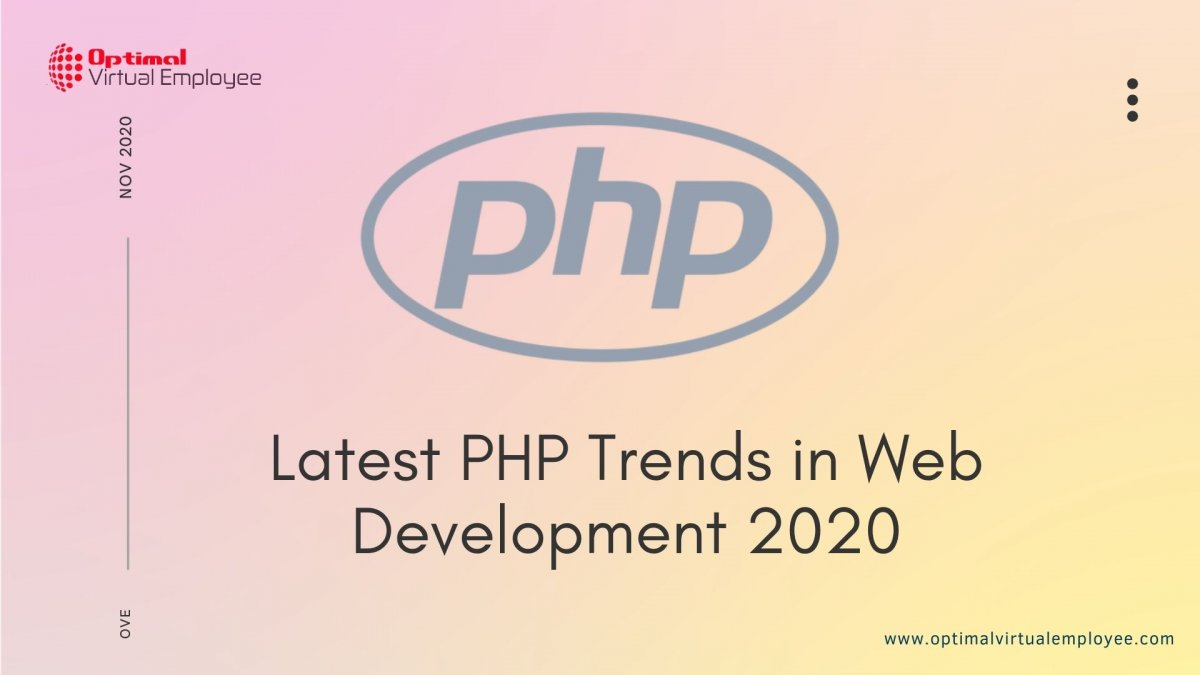 Latest PHP Trends in Web Development in 2020