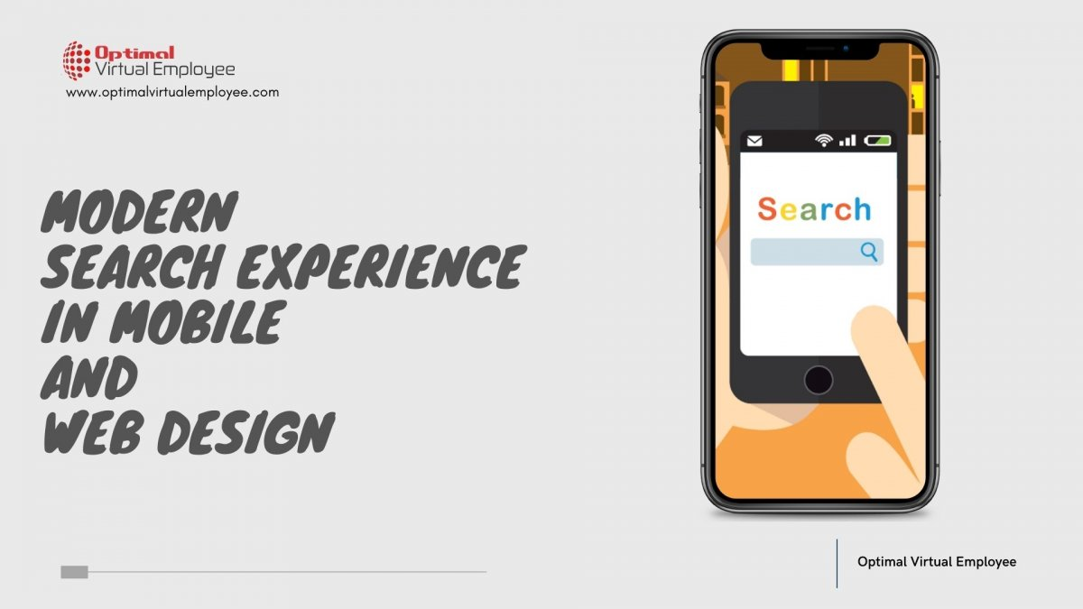 Must Haves of a Modern Search Experience in Mobile and Web Design