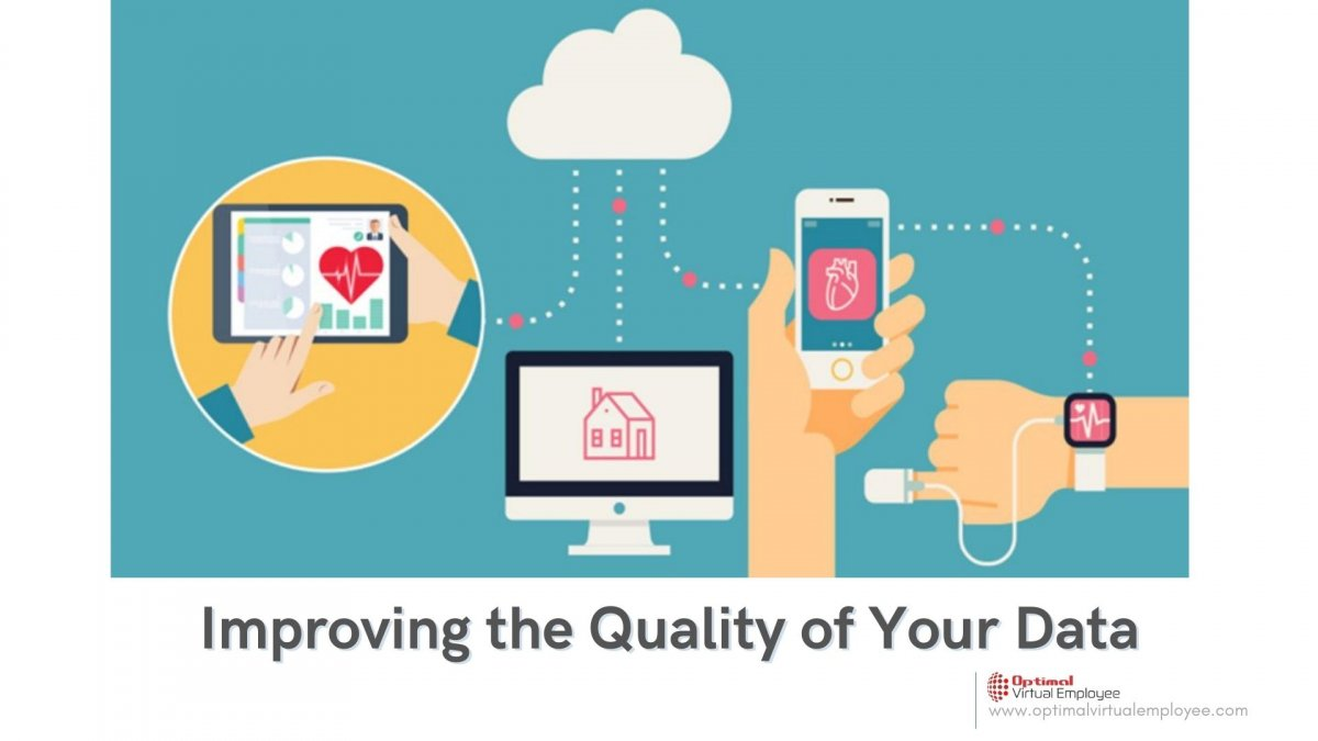 Steps to Improving the Quality of Your Data