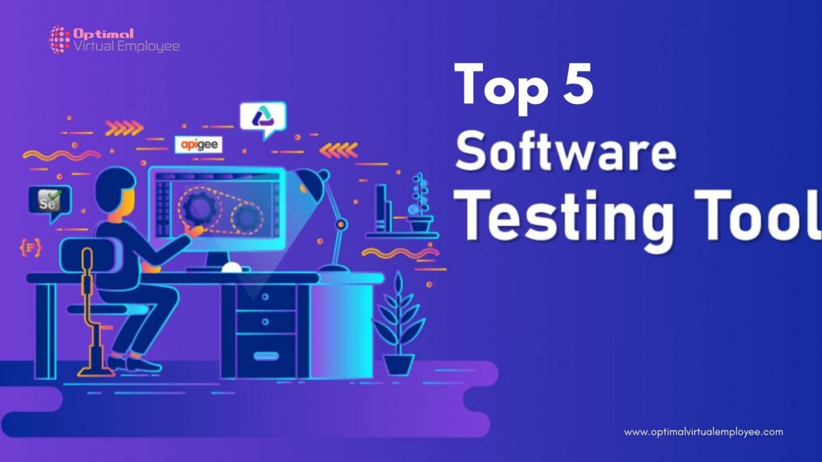 Top 5 Software Testing Tools