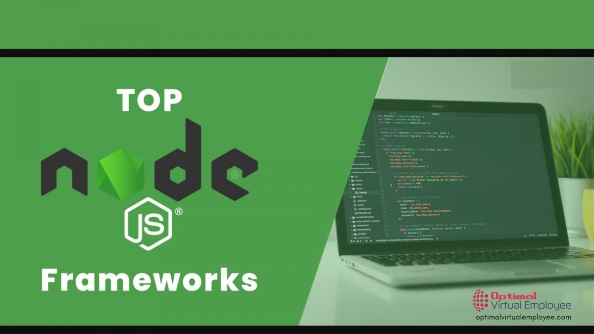 Best Node.JS Frameworks for 2021