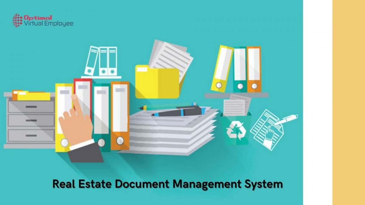 Why a Custom Real Estate Document Management System is a Must-Have for Realtors?