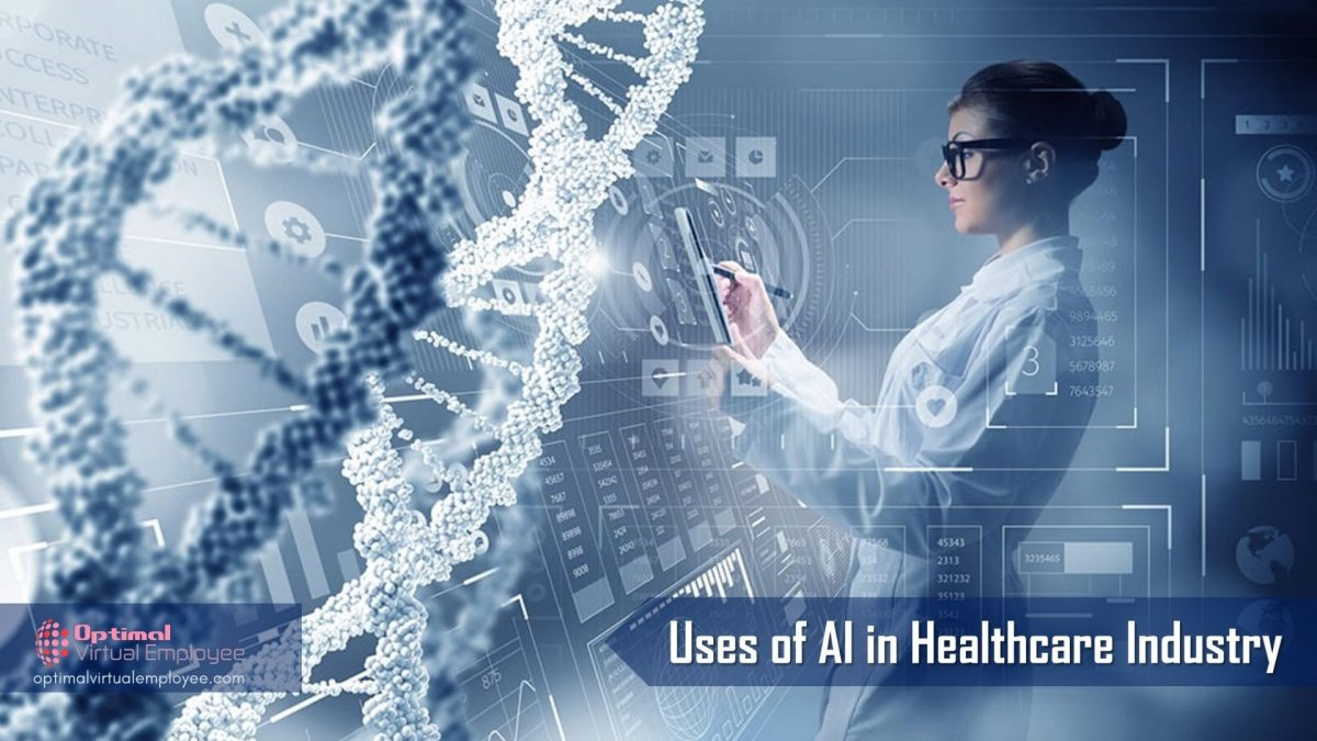 6 Top Notch Uses of AI in 2021 Healthcare Industry