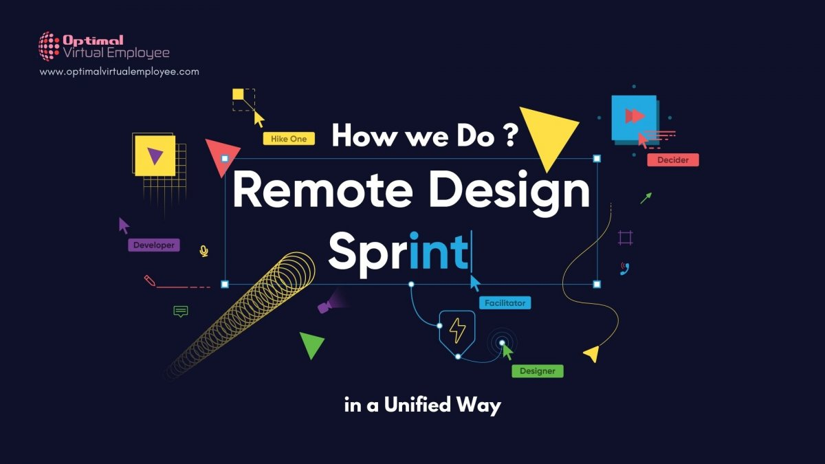 How we Do Remote Design Sprints in a Unified Way for Our Clients?