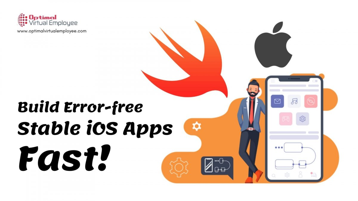Here is How You Build Error-free, Stable iOS Apps Fast!
